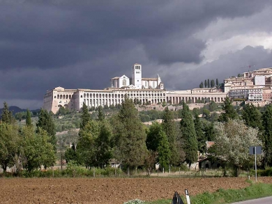 The City of St. Francis:Assisi