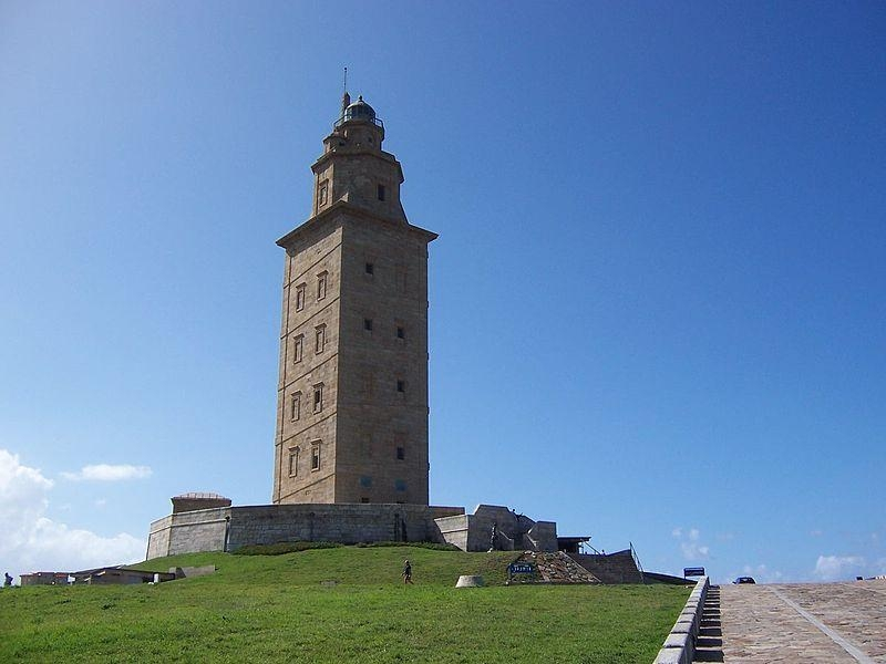 La Coruna Driving and Walking Tour