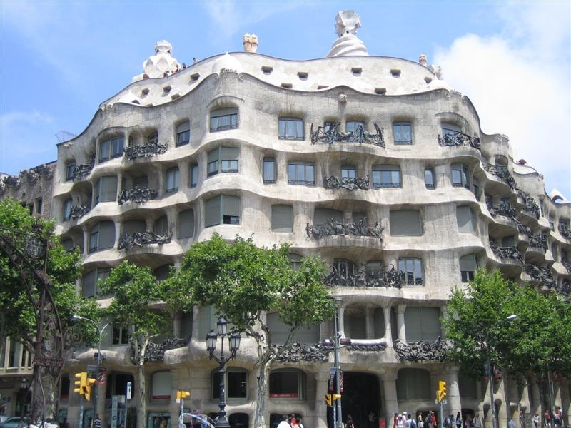 Best of Gaudi's Works