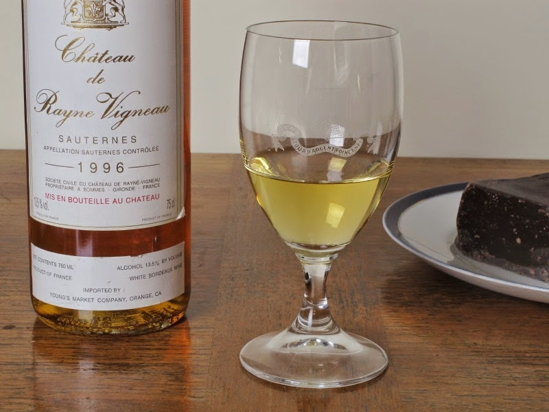 Discovering Graves and Sauternes Wines