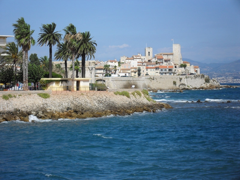 Cannes, Antibes, Biot