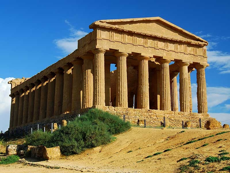 Archaeological Agrigento–Whispers of Ancient Greece--Shore Excursion